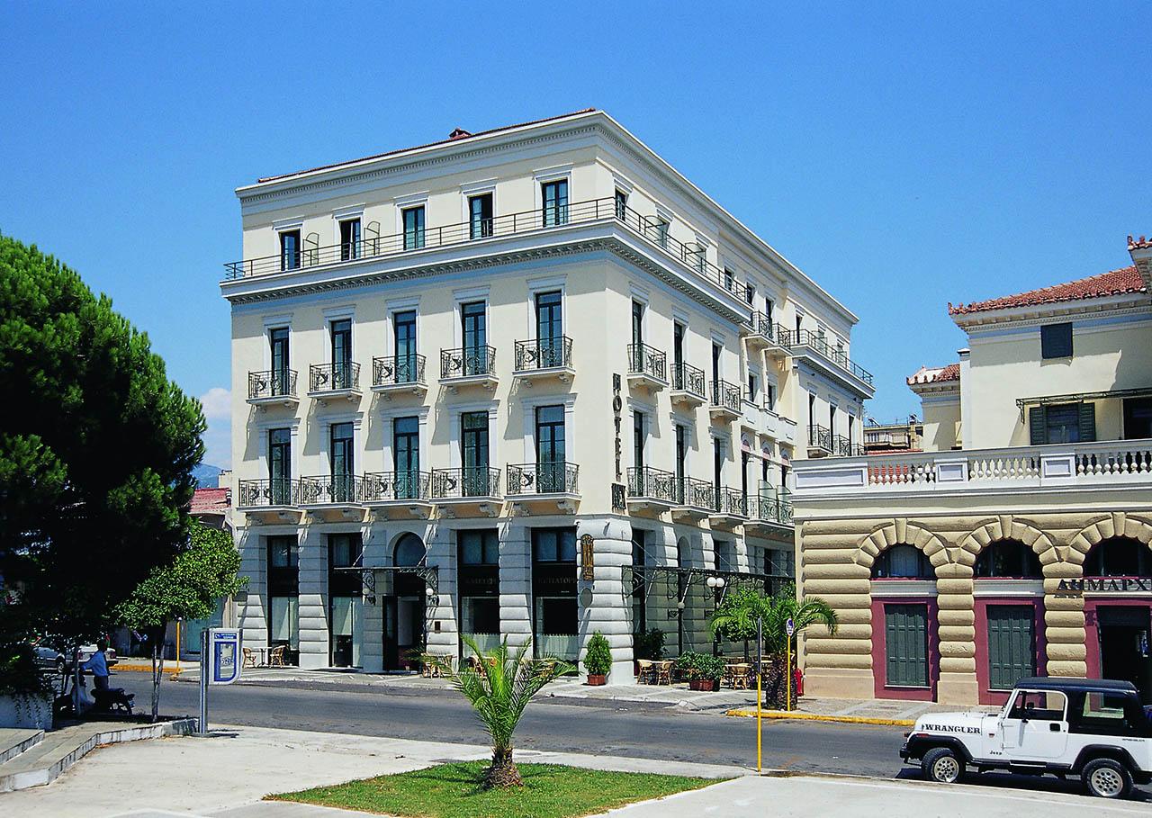 Rex Hotel - Ξενοδοχείο - Ιστορία - Σήμερα