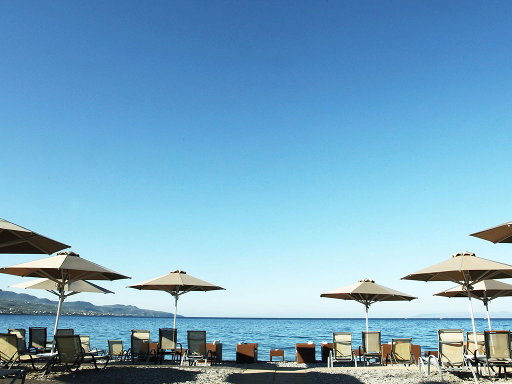 Rex Hotel - Ξενοδοχείο 4 Αστέρων - Καλαμάτα - Παραλίες