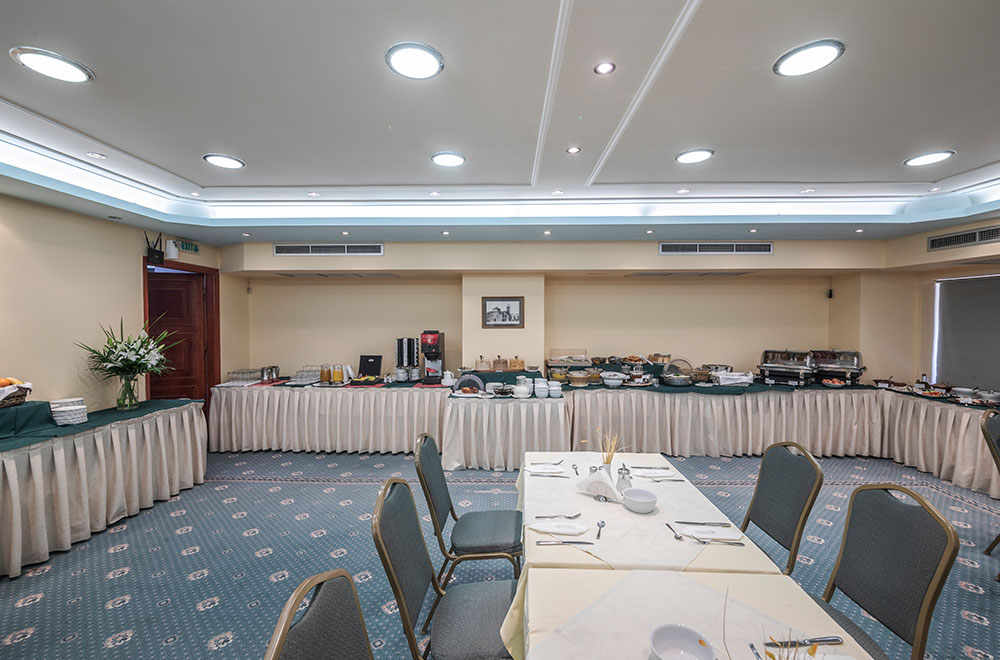 Rex Hotel - Ξενοδοχείο 4 Αστέρων - Καλαμάτα - Catering services