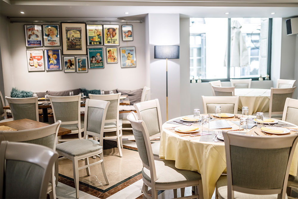 Rex Hotel - Ξενοδοχείο 4 Αστέρων - Καλαμάτα - Mylo Restaurant