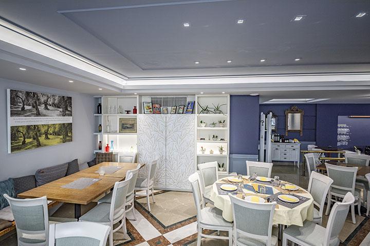 Rex Hotel - Ξενοδοχείο 4 Αστέρων - Καλαμάτα - Virtual tour - Mylo restaurant