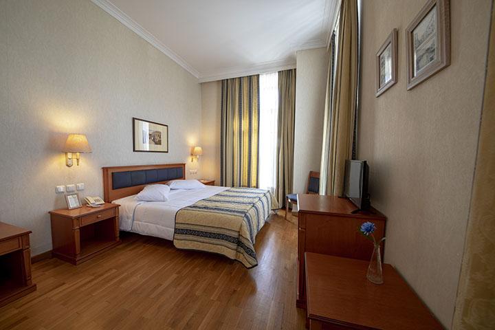 Rex Hotel - Ξενοδοχείο 4 Αστέρων - Καλαμάτα - Virtual tour - Standard room