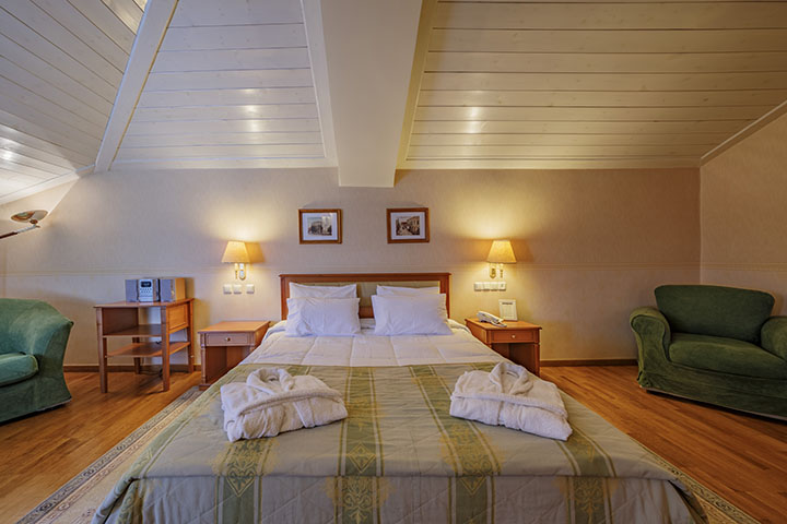 Rex Hotel - Ξενοδοχείο 4 Αστέρων - Καλαμάτα - Virtual tour - Suite