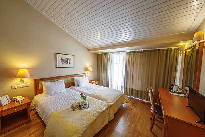 Rex Hotel - Ξενοδοχείο 4 Αστέρων - Καλαμάτα - Virtual tour - Superior room
