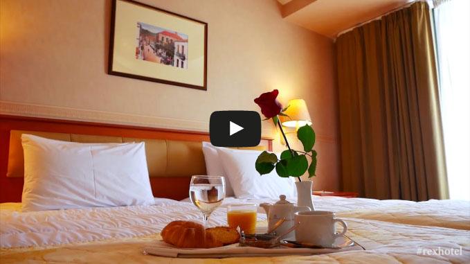 Rex Hotel Kalamata - Video - Accommodation